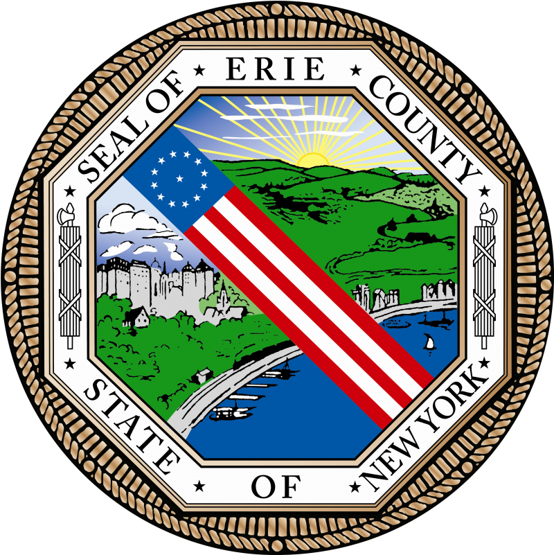 Erie County Seal only